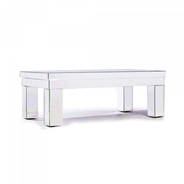 STERLING Mirrored Coffee Table