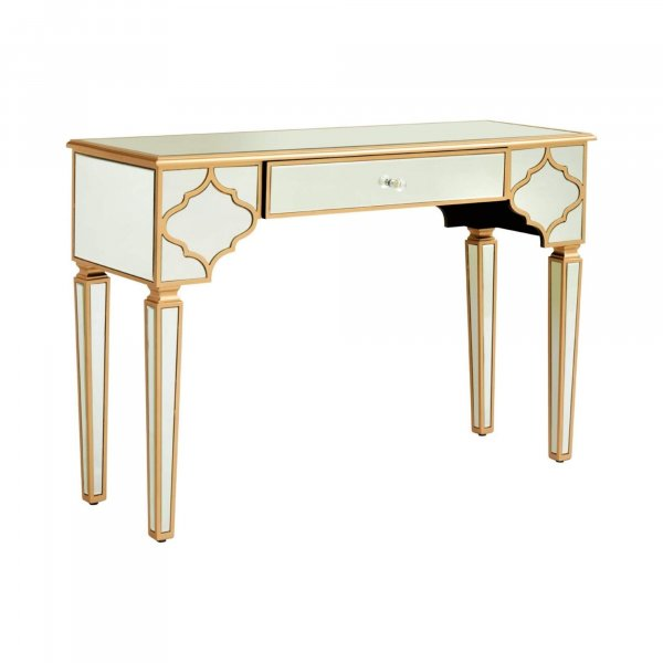 ALTMAN Mirrored Console Table