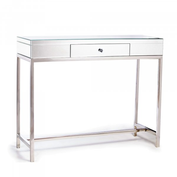 STERLING Mirrored Console Table