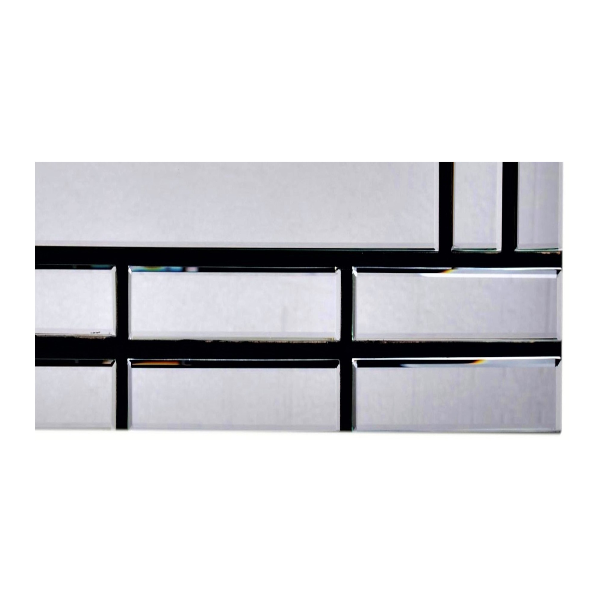 DEVINA Mirrored Wall Mirror