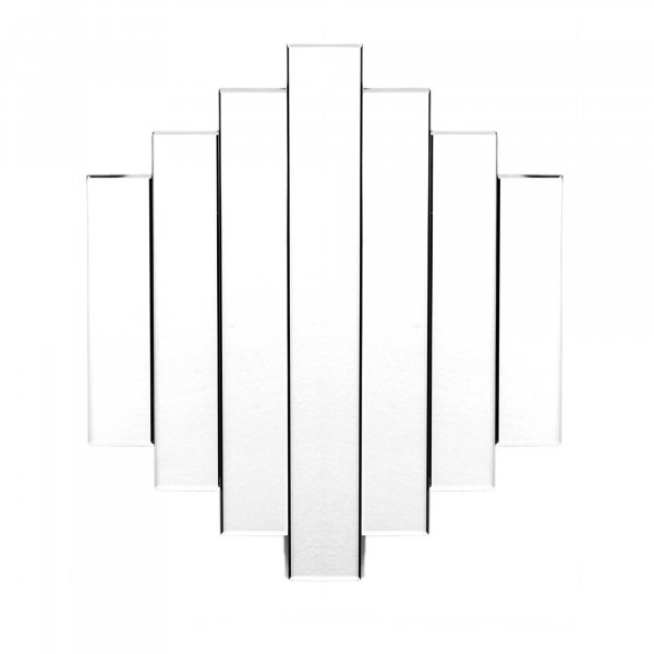 ELAN Mirrored Wall Hanging Mirror