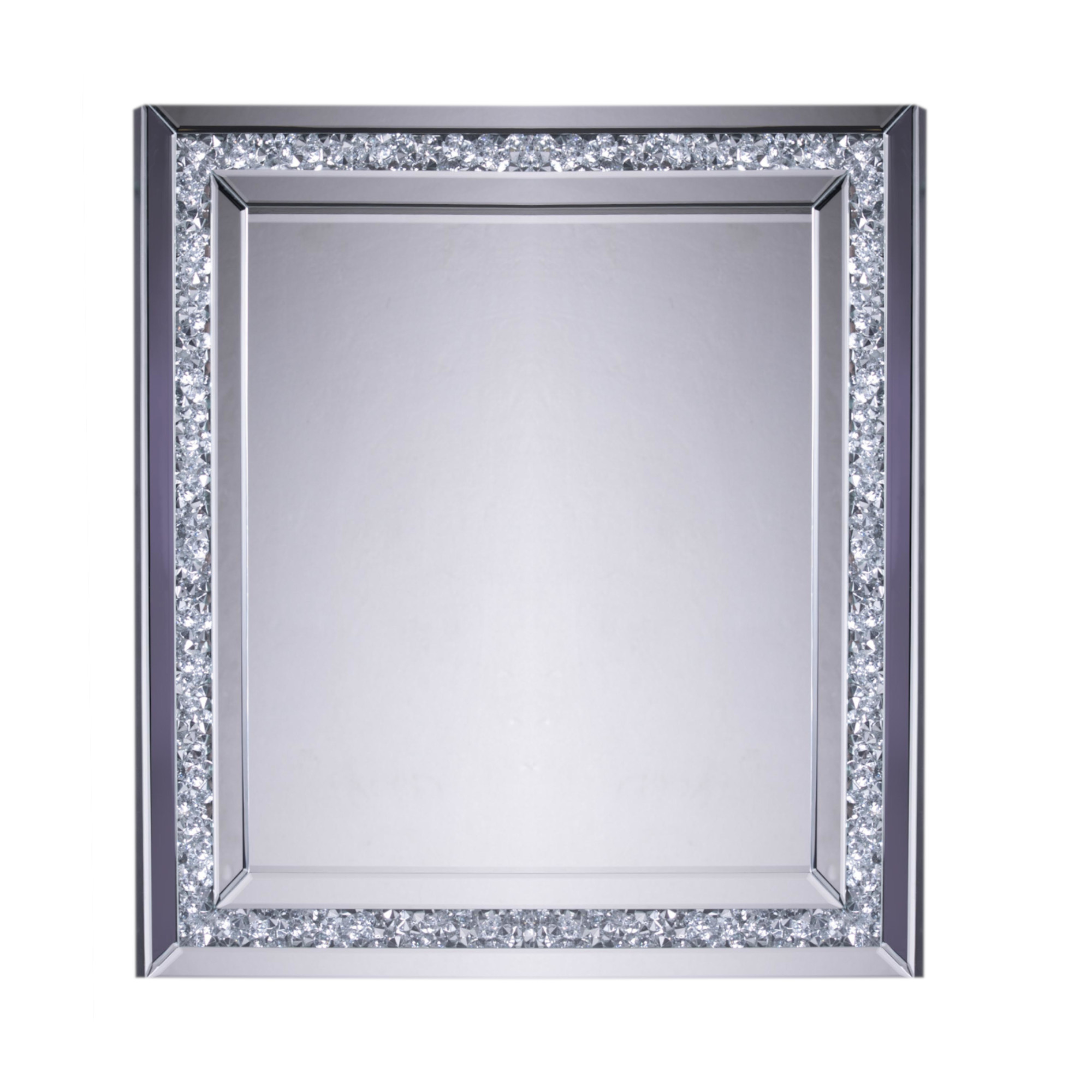 GEM Mirrored Wall Hanging Mirror