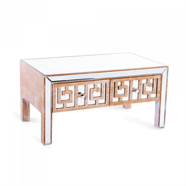 WARREN Mirrored Coffee Table