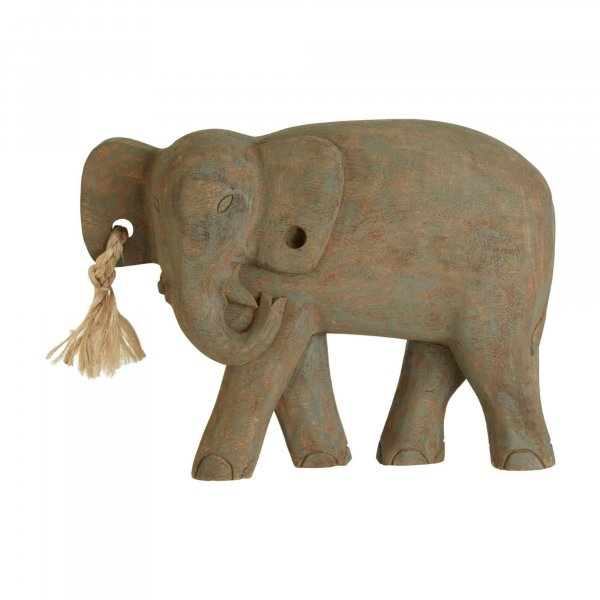 Decorative Elephant Showpiece - BBODA04