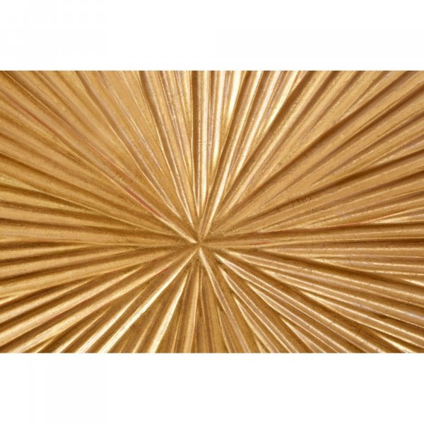 Gold Disc Wall Art - BBWLRT03