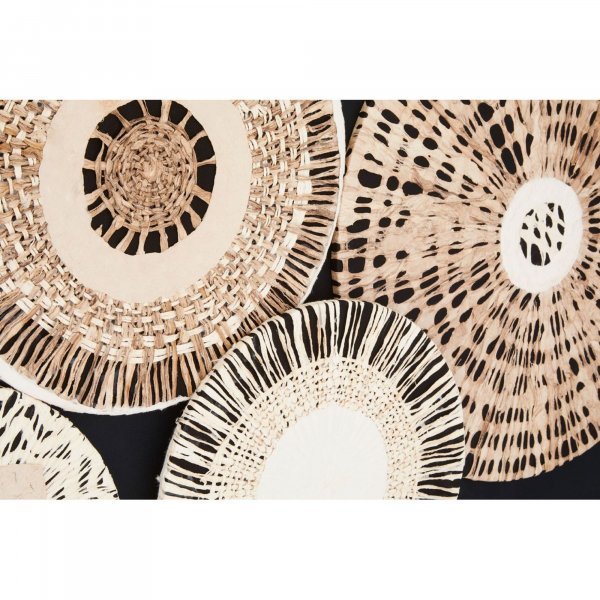 Weaving Abstract Wall Art - BBWLRT31