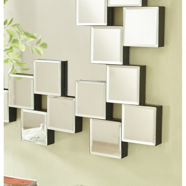 CELIA Deco Accent Mirror