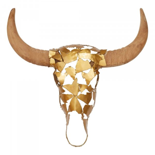 Decorative Bull Showpiece - BBODA36