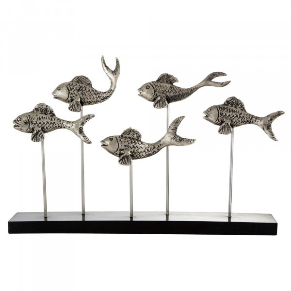 Decorative Fish School Showpiece - BBODA58