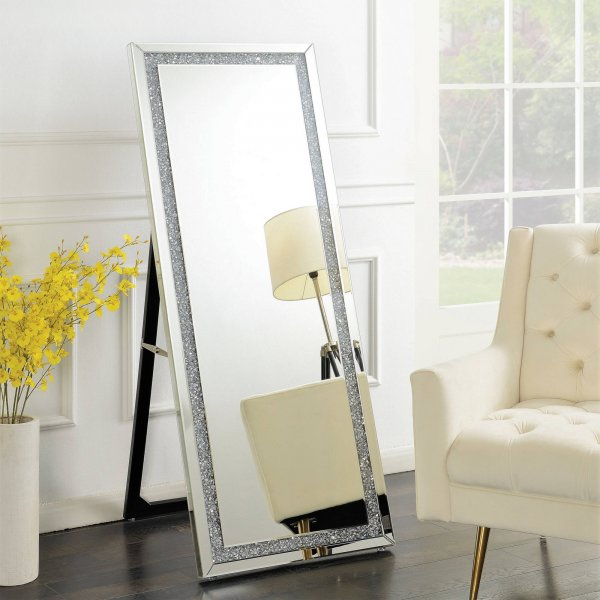 GEM Diamond Crush Cheval Mirror