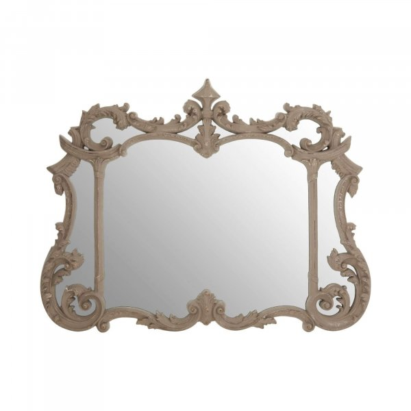 Ornate Mirror - BBORNM16