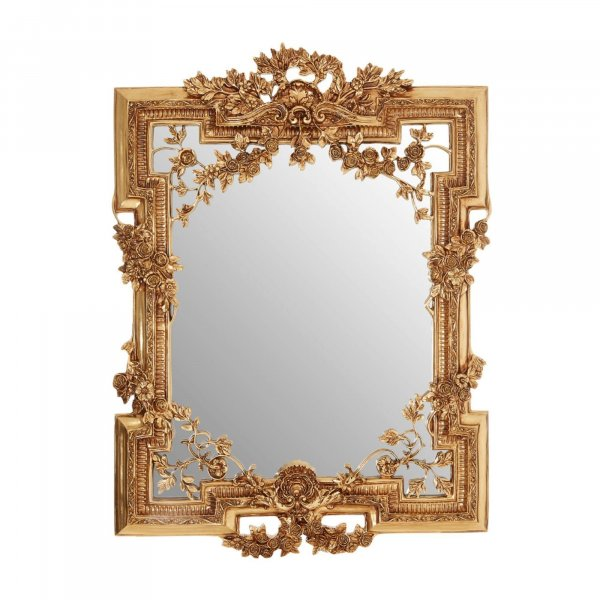 Ornate Mirror - BBORNM23