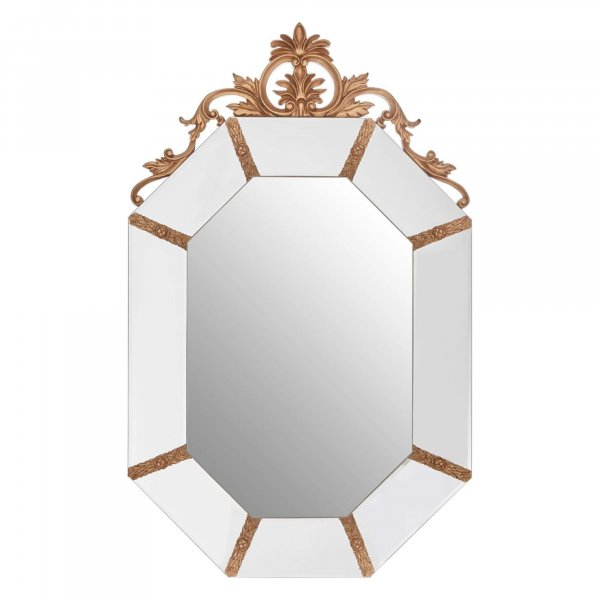Ornate Mirror - BBORNM26