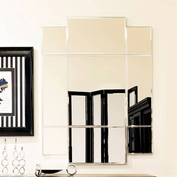 VILA Mirrored Wall Art